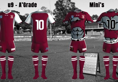 2018 Playing Strip – New Super Hero design for our Mini's