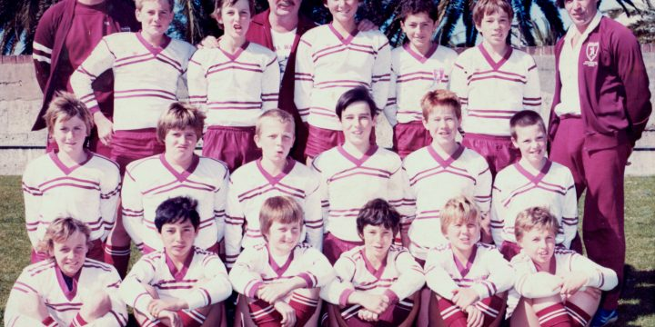 #ThrowbackThursday…1984 U12 Undefeated Premiers